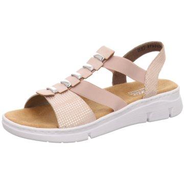 5185d98c23af57 Rieker Sale - Komfort Sandalen reduziert online kaufen