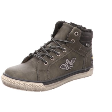 Supremo Sneaker High oliv