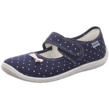 Fischer Schuhe Spangenschuh blau