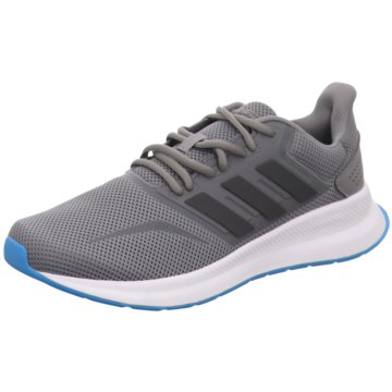 adidas Trainings- & Hallenschuh grau