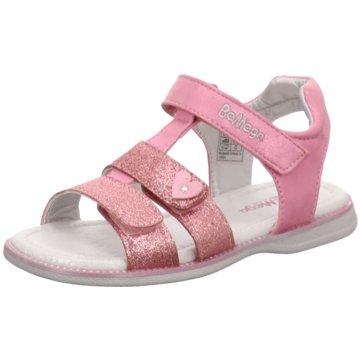 BM Footwear Offene Schuhe rosa