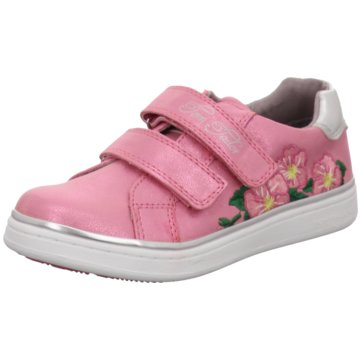 Tom Tailor Klettschuh pink