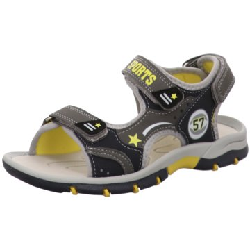 Supremo Offene Schuhe grau