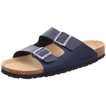 Rohde Pantolette blau