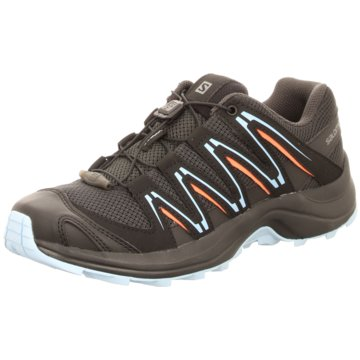 Salomon Outdoor SchuhXA KUBAN W - L41034700 grau