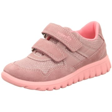 Superfit KlettschuhSport 7 rosa