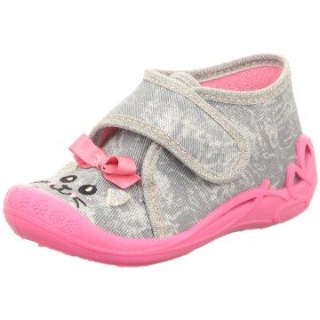 Fischer Schuhe Kleinkinder Mädchen grau