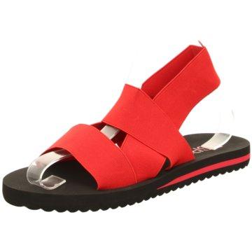 Esprit Sandale rot
