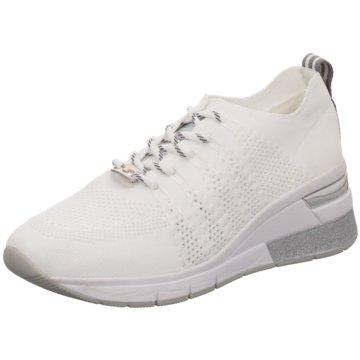 Tom Tailor Sportlicher SchnürschuhSneaker weiß