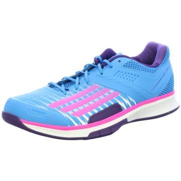 adidas Indoor blau
