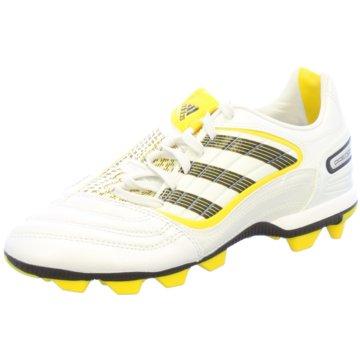 adidas Fußballschuh weiß