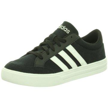 adidas Sneaker LowVS SET schwarz
