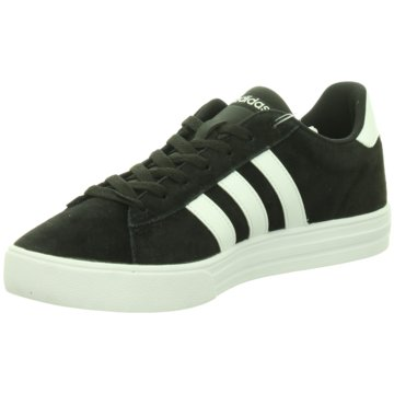 adidas Sneaker LowDAILY 2.0 schwarz