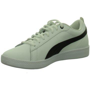Puma Sneaker LowSmash Wns v2 L weiß