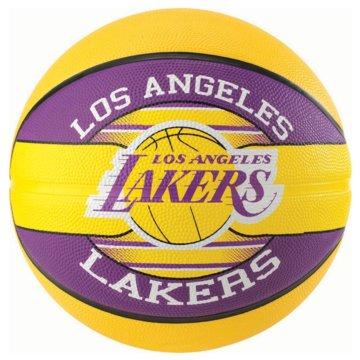 Spalding BasketbälleNBA TEAM L.A. LAKERS SZ.7 - 30015873217 bunt
