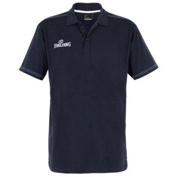 Uhlsport PoloshirtsPOLO SHIRT SLIM CUT - 3002795 blau