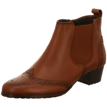 Sioux Chelsea BootStiefelette braun