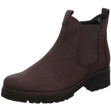 Gabor comfort Chelsea Boot grau