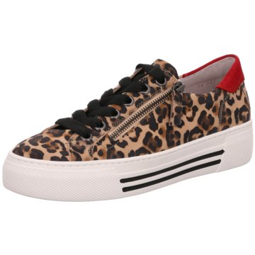 Gabor comfort Sneaker Low animal