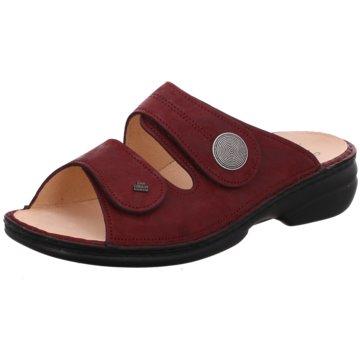 FinnComfort Komfort PantolettePantolette rot