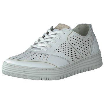 Bullboxer BULLBOXER Sneakers Low, silberfarben, silber