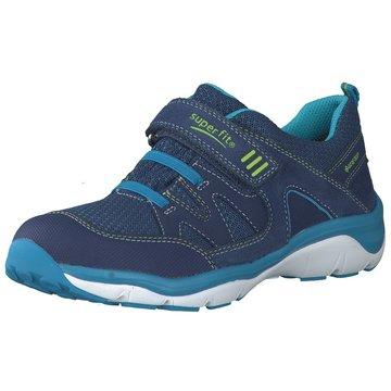Superfit Sportlicher SchnürschuhSport blau