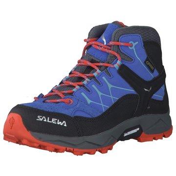 Salewa Wander- & Bergschuh blau