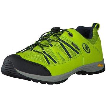 Brütting Wander- & BergschuhSneaker grün