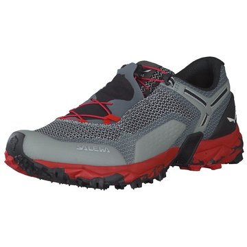 Salewa Trailrunning grau