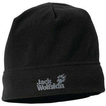 JACK WOLFSKIN Hüte, Mützen & Caps schwarz