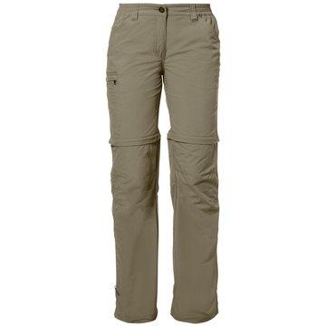 VAUDE OutdoorhosenWomen's Farley ZO Pants IV braun