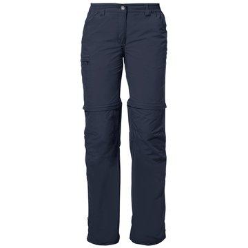 VAUDE OutdoorhosenWOMEN'S FARLEY ZO PANTS IV - 3873 blau