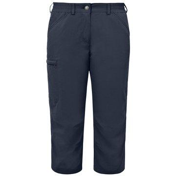 VAUDE 3/4 HosenWOMEN'S FARLEY CAPRI PANTS IV - 3874 blau