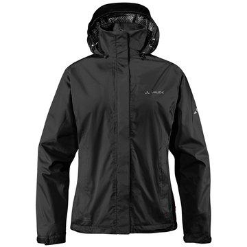 VAUDE ShelljackenEscape Light Jacket Damen Outdoorjacke schwarz schwarz