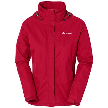 VAUDE FunktionsjackenEscape Light Jacket Damen Outdoorjacke rot rot