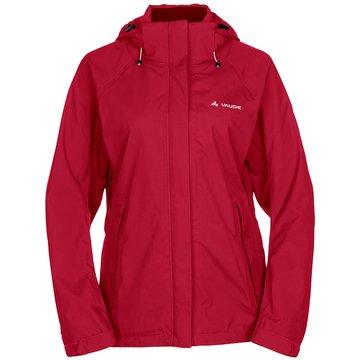 VAUDE Funktions- & OutdoorjackenEscape Pro Jacket Damen Outdoorjacke rot rot