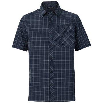 VAUDE HemdenSeiland Shirt Herren Outdoorhemd Wandern eclipse blau