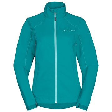 VAUDE Funktions- & OutdoorjackenHurricane Jacket III Damen Softshelljacke reef türkis