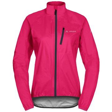 VAUDE FahrradjackenWomen's Drop Jacket III rosa