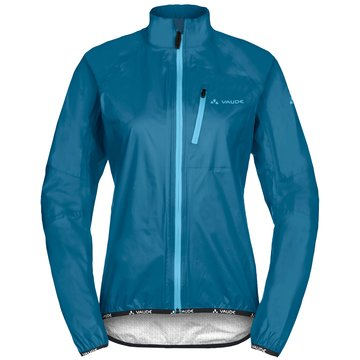 VAUDE ShelljackenWO DROP JACKET III - 4964 blau