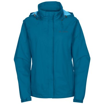 VAUDE ShelljackenWomen's Escape Bike Light Jacket blau