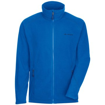 VAUDE Fleecejacken blau