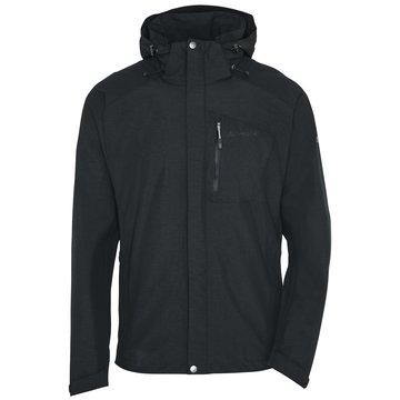 VAUDE Outdoorbekleidung HerrenFurnas Jacket II Herren Outdoorjacke schwarz schwarz