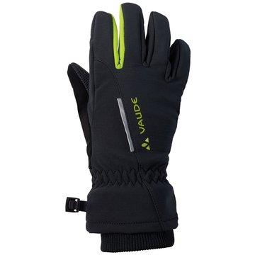 VAUDE FingerhandschuheKIDS SOFTSHELL GLOVES - 5986 schwarz