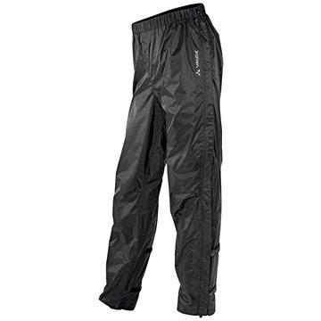 VAUDE RegenhosenMen's Fluid Full-zip Pants II schwarz