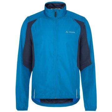 VAUDE FahrradjackenMen's Dundee Classic ZO Jacket blau