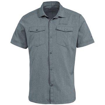 VAUDE KurzarmhemdenMen's Iseo Shirt grau