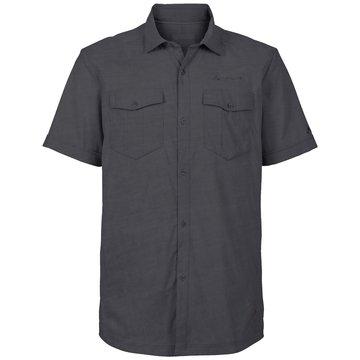 VAUDE KurzarmhemdenMen's Iseo Shirt schwarz