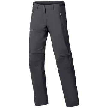 VAUDE OutdoorhosenWOMEN'S FARLEY STRETCH ZO T-ZIP PANTS - 40144 grau