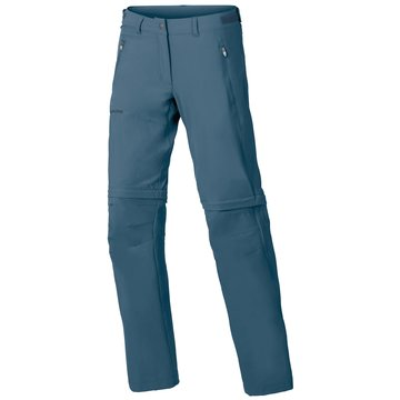 VAUDE OutdoorhosenWomen's Farley Stretch ZO T-Zip Pants grau